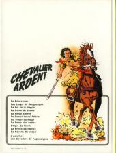 Verso de Chevalier Ardent -11- La révolte du vassal