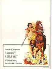 Verso de Chevalier Ardent -12- Les cavaliers de l'apocalypse