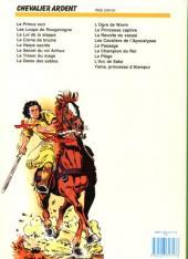 Verso de Chevalier Ardent -17- Yama, princesse d'Alampur