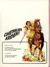 Verso de Chevalier Ardent -3- La loi de la steppe