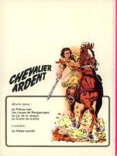 Verso de Chevalier Ardent -4- La corne de brume