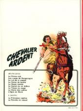 Verso de Chevalier Ardent -9- L'ogre de Worm