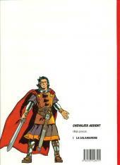 Verso de Chevalier Ardent (Rijperman et autres) -2ES- La Salamandre
