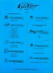 Verso de Chevalier Ardent (Rijperman et autres) -5- Sang de Bœuf