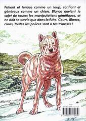Verso de Blanco - Le Chien Blanco -1- Tome 1