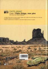 Verso de Chito Grant -1- Pablo Ortega, mon père