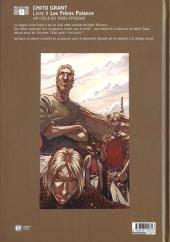 Verso de Chito Grant -2- Les frères Palance