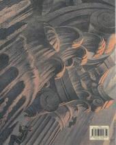 Verso de Les cités obscures -H11a09- Souvenirs de l'Éternel Présent