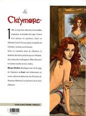 Verso de Claymore (Ersel) -3- Les naufrageurs