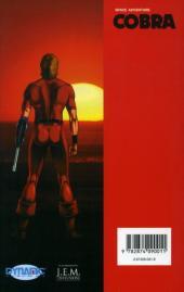 Verso de Cobra - Space Adventure Cobra (Dynamic Visions) -2- Le secret de Nelson
