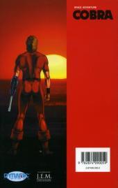 Verso de Cobra - Space Adventure Cobra (Dynamic Visions) -6- Les deux sergents