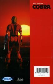 Verso de Cobra - Space Adventure Cobra (Dynamic Visions) -15- Les six héros légendaires