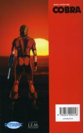 Verso de Cobra - Space Adventure Cobra (Dynamic Visions) -16- Les six héros légendaires