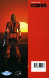 Verso de Cobra - Space Adventure Cobra (Dynamic Visions) -19- Les croisés de l'enfer