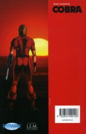 Verso de Cobra - Space Adventure Cobra (Dynamic Visions) -20- Le chevalier légendaire