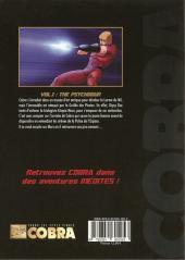 Verso de Cobra - The Space Pirate (Taifu Comics) -1- The Psychogun