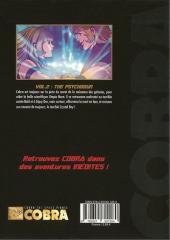 Verso de Cobra - The Space Pirate (Taifu Comics) -2- The Psychogun