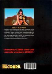 Verso de Cobra - The Space Pirate (Taifu Comics) -8- Blue Rose