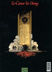 Verso de Le cœur de sang -2- Le bracelet d'Angrbode