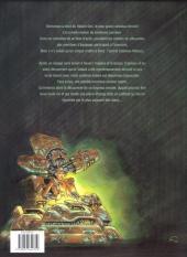 Verso de Coleman Wallace -1- La Pierre d'onyx