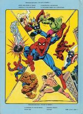 Verso de Best of Marvel (The) (Collection) -2- Daredevil et les kidnappeurs
