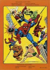 Verso de Best of Marvel (The) (Collection) -3- La naissance de Captain Marvel