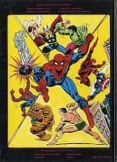 Verso de Best of Marvel (The) (Collection) -5- Le rejeton des 4 Fantastiques