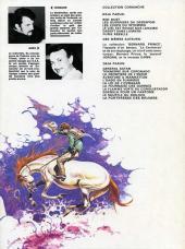 Verso de Comanche -7- Le doigt du diable