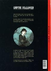 Verso de Comptine d'Halloween -2- Farces macabres