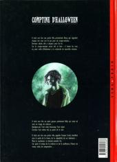 Verso de Comptine d'Halloween -3- Révélations