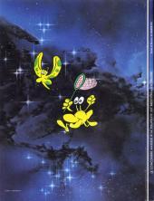 Verso de Le concombre masqué -6- A la poursuite du Broutchlag mordoré