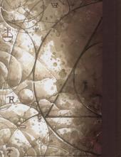 Verso de La conjuration d'opale -TL- Tomes 1 et 2