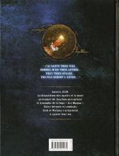 Verso de La conjuration d'opale -3- Les Gemmes