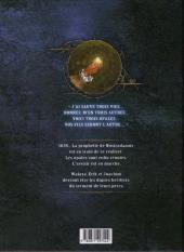 Verso de La conjuration d'opale -1- Le Serment