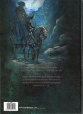 Verso de Les contes de l'Ankou -1- Hantise