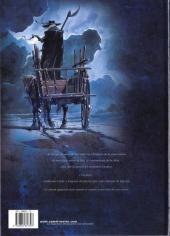 Verso de Les contes de l'Ankou -2- Qui est mon père ?