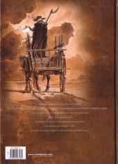 Verso de Les contes de l'Ankou -3- Au Royaume des Morts...