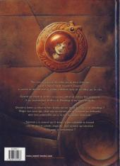 Verso de Les contes de Mortepierre -1- Florie
