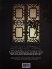 Verso de Les contes du boudoir hanté -1- Volume 1