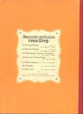 Verso de Corentin (Cuvelier) -2- Les nouvelles aventures de Corentin