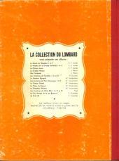 Verso de Corentin (Cuvelier) -3- Corentin chez les peaux-rouges