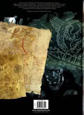 Verso de Corpus Hermeticum -2- Les Hautes Terres
