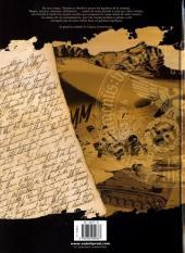 Verso de Corpus Hermeticum -3- Les larmes du désert