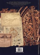 Verso de Corpus Hermeticum -4- Les aigles du crépuscule