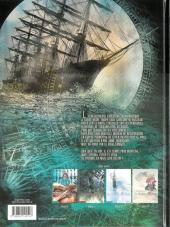 Verso de Les corsaires d'Alcibiade -4- Le projet secret