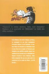 Verso de Corto (Casterman chronologique) -13- Fables et grand-pères