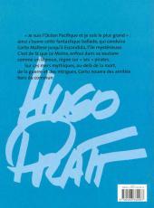 Verso de Corto Maltese -1c2000- La ballade de la mer salée