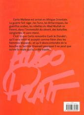 Verso de Corto Maltese -2b01- Les Éthiopiques