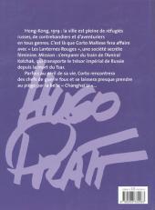 Verso de Corto Maltese -4b- Corto Maltese en Sibérie