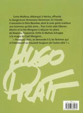 Verso de Corto Maltese -6b2000- Les Celtiques